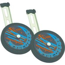 Riderz Bicycle Training Wheels - Fits 16