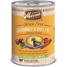 Granny's Pot Pie Grain Free Wet Dog Food