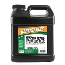 Premium Tractor Trans-Hydraulic Fluid, 2 Gallons