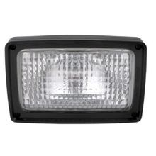 Rectangular Tractor and Utility Light with Flood Beam, 3