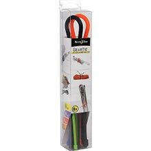 Gear Tie 8PK Assorted One Size