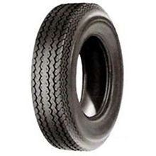 6-Ply Rated Highway Speed Tubeless Trailer Tire 4.80 x 8