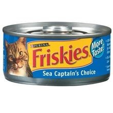 Sea Captain`s Choice Canned Cat Food