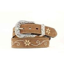 Ladies' Embroidered/Flower Belt
