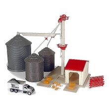 Grain Bin Building Set