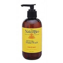 Orange Blossom Honey Moisturizing Hand Wash - 8 oz