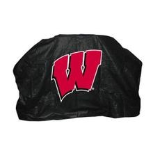 Wisconsin Badgers Grill Cover - 68