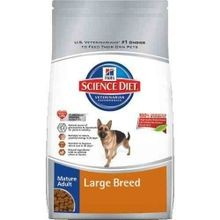 Mature Adult Large Breed Dry Dog Food, 33 lb