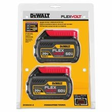 FlexVolt™ 20/60V Max Battery Dual Pack 6.0AH