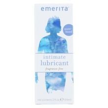 Natural Lubricant With Vitamin E - 2 Fl Oz