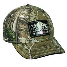Coors 6 Panel Hook & Loop Tape Cap