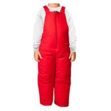 Toddler Boys' Chest High Bib Overalls