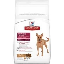 Lamb & Rice Advanced Fitness Adult Dry Dog Food