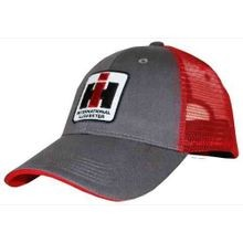 Men's International Harvester Two Tone Mesh Back Logo Cap