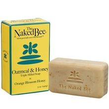 Orange Blossom Honey Oatmeal & Honey Triple Milled Soap - 5 oz