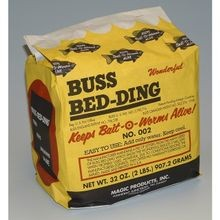Buss Bedding Bag - 2 lb Bag, Yellow