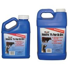 Insectrin 1% Pour-On Insecticide - 2.5 Gal