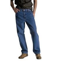 Men's Relaxed Fit 5-Pocket Denim Jean