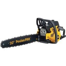 50cc 2 Stroke Gas Powered Chain Saw with Carrying Case - 20