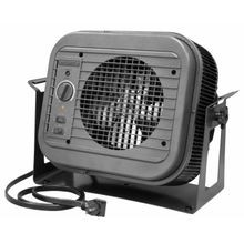 Heavy Duty Portable Heater, 240-volt
