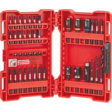 40 Pc Shockwave Impact Duty Driver Bit Set