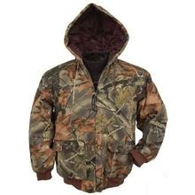 Boys' Evolton Camouflage Insulated Jacket