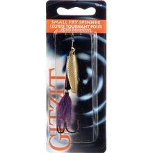 Small Fry 1/16oz Spinner, Rainbow Trout
