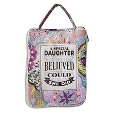 Fab Girl A special daughter she believed she could so she did Tote Bags