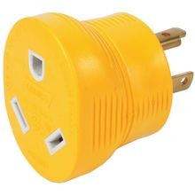 3 Prong Electrical Adapter, 30 A 30 A