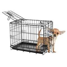 Toy Breed/Cat Folding Crate
