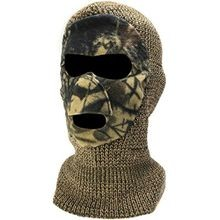 Kids' Reversible Knit & Fleece Face Mask
