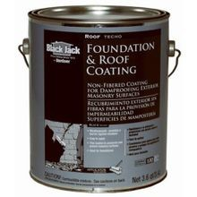 Foundation & Roof Coating - 3.6 qt