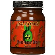 Ghost Pepper Salsa