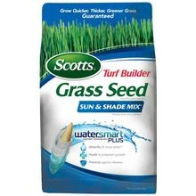 Turf Builder Grass Seed Sun & Shade Mix