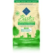 Basics Limited-Ingredient Lamb Dry Adult Dog Food - 4 lb
