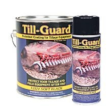 Till-Guard Soft Black Paint