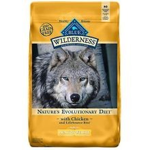 Wilderness Healthy Weight Chicken Dog Food 4.5lb