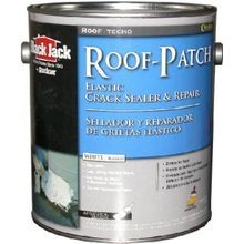 Black Jack 3.6 White Acrylic Roof Patch - 3.6 qt