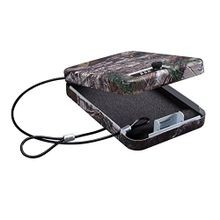 Portable Case With Combination Lock Realtree Extra� Camo