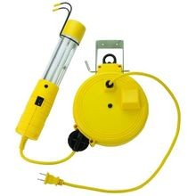 Retractable 13Watt Work Light