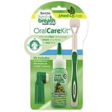 Fresh Breath Plaque Remover Pet Oral Care Kit - Large