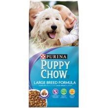 Puppy Chow Large Breed Formula