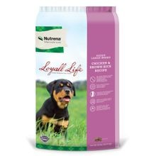 Loyall All Life Stages Large Breed Puppy Chicken & Brown Rice Dry Dog Food - 40 lb bag