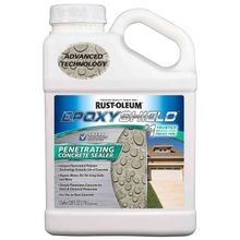 Epoxy Shield Penetrating Concrete Sealer 1 Gallon