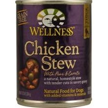 95% Meat Canned Dog Food, 13.2 oz