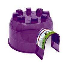 Large Animal Igloo Hideaway Assorted Colors