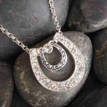 Ladies' Concentric Necklace