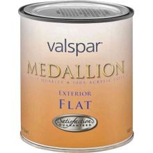 Medallion Exterior Latex Paint