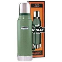 Stanley Stainless Steel Classic Bottle - 1.1 qt