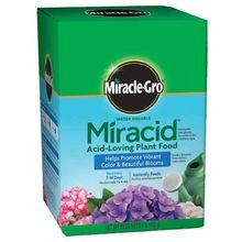 Miracid Acid Loving Plant Food